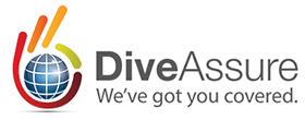 DiveAssure Sticky Logo Retina